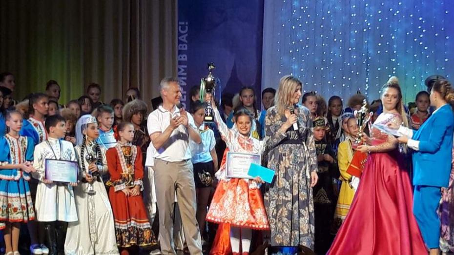Аннинская танцовщица стала лауреатом международного конкурса «Время талантов»