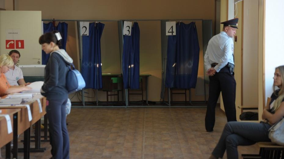 На выборах-2015 воронежцев будут охранять 5,5 тыс полицейских
