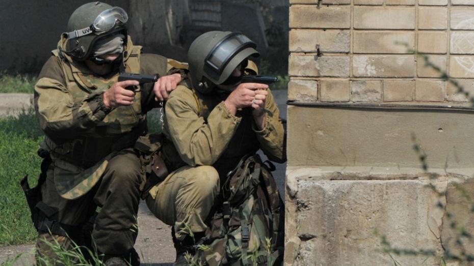 В Воронежском госуниверситете прошли учения антитеррористического комитета