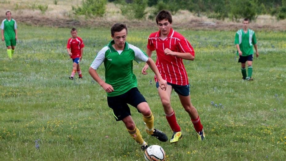 В верхнемамонском селе пройдет Кубок по футболу памяти Героя Советского Союза Ивана Зиновьева
