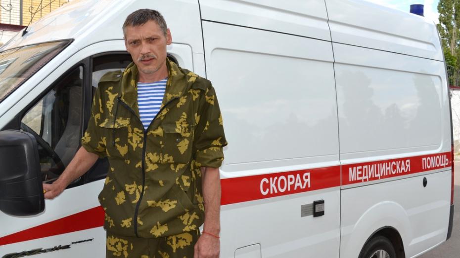В Воронежской области из-под песчаного завала 12-летнего ребенка спас водитель «скорой»