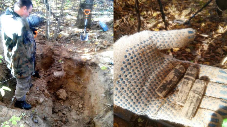 Останки еще одного солдата из Воронежской области обнаружили в Брянской области