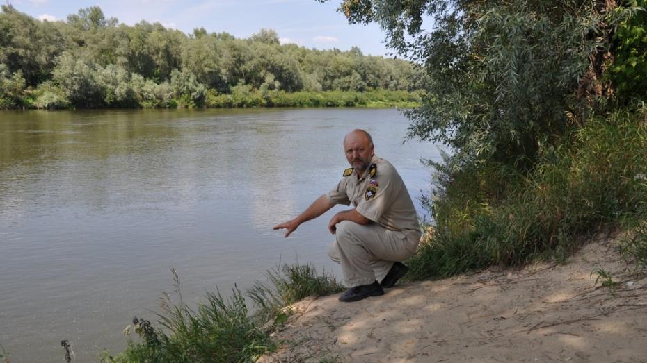 В Павловском районе утонул мужчина