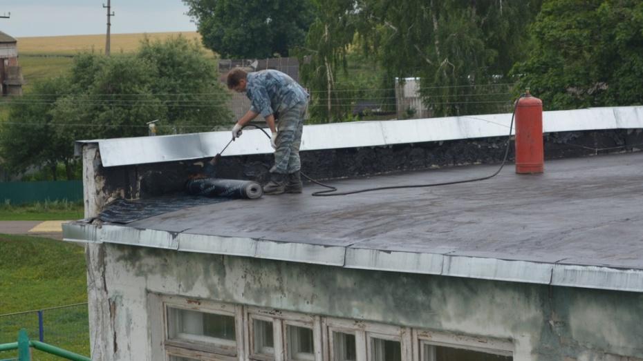 В школах Нижнедевицкого района начались ремонтные работы