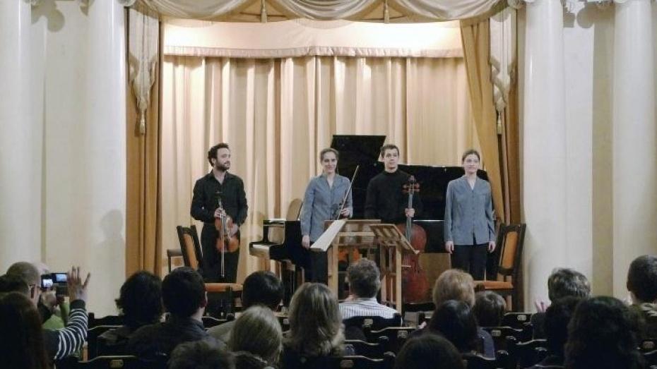 Завтра российско-шведский квартет «S-ensemble» даст бесплатный концерт в Воронеже