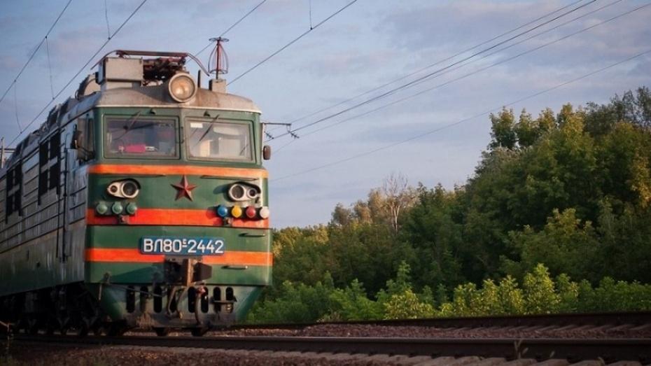 ВВоронежской области под колёсами грузового поезда погибла 17-летняя девушка