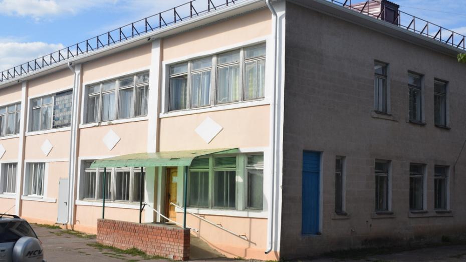 В Подгоренской райбольнице сделают капремонт в поликлинике, роддоме и оперблоке хирургии