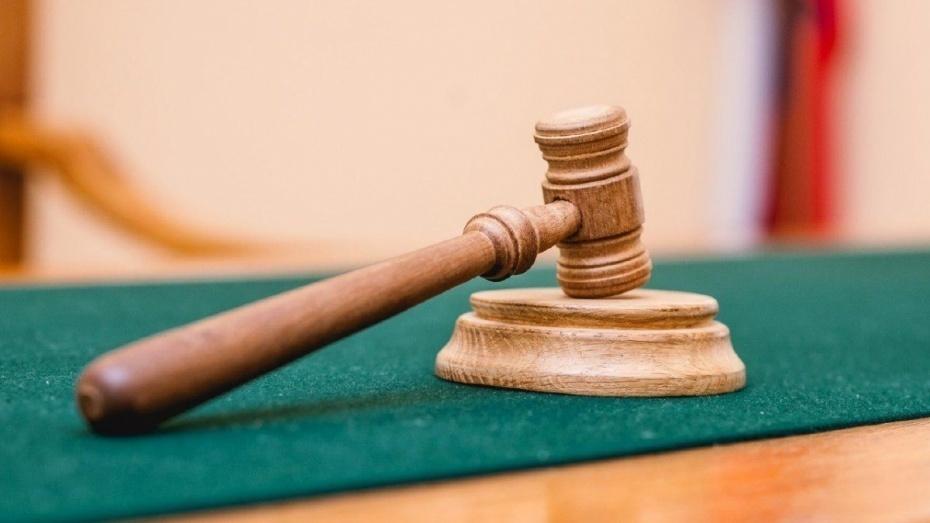 Суд заменил экс-начальнику угрозыска в Воронежской области условный срок реальным