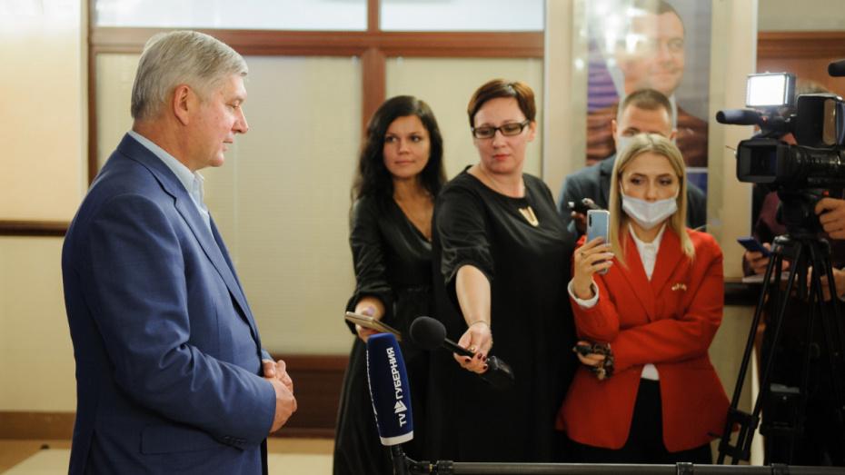 Воронежский губернатор: «Молодые депутаты станут значимыми фигурами в политической жизни»