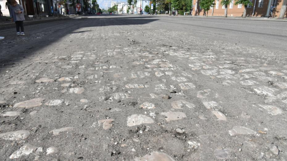 Воронежским урбанистам предложили поработать над проектом проспекта Революции