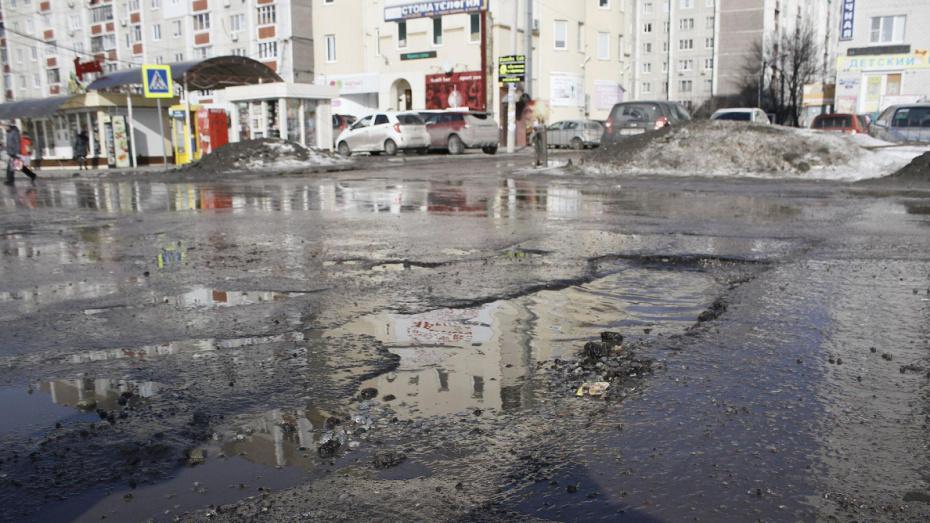 Февральская погода в Воронеже побила 65-летний рекорд