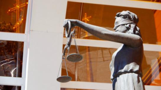 В Воронежской области мать разжалованного прокурора запросила 1 млн за свое уголовное дело