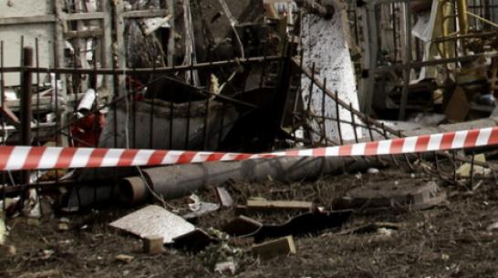 Во дворе частного дома в Воронежской области от взрыва артснаряда погиб мужчина