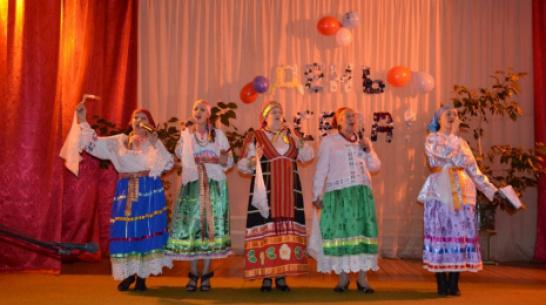 В Острогожском районе День села Гнилое отпразднуют 3 ноября