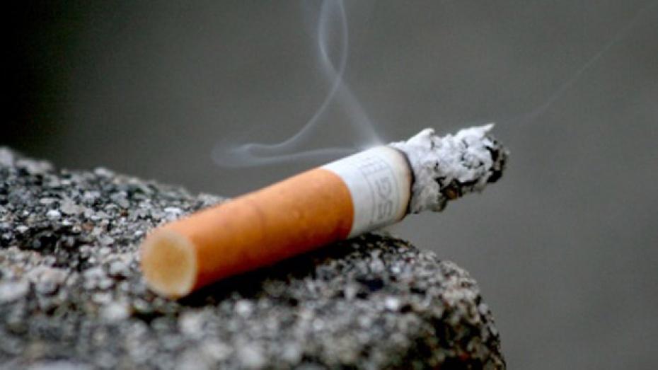 Курение едва не убило жителя Репьевки