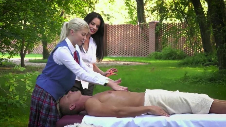 инструкция по эротическому массажу