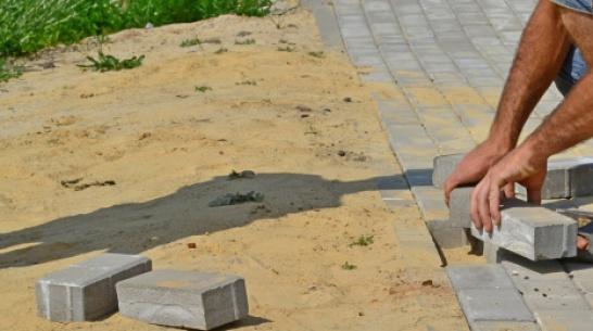 В лискинском селе Дракино построят тротуар за 3,6 млн рублей