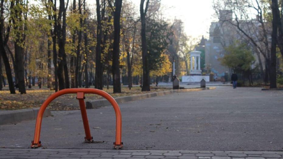 Мэрия Воронежа нашла способ борьбы с паркующимися в «Орленке»