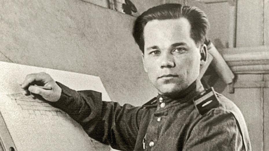 ВВоронеже установят монумент конструктору Михаилу Калашникову