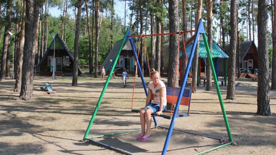 В  Новохоперском районе 2 июня откроется первая смена в детском лагере «Сказка»