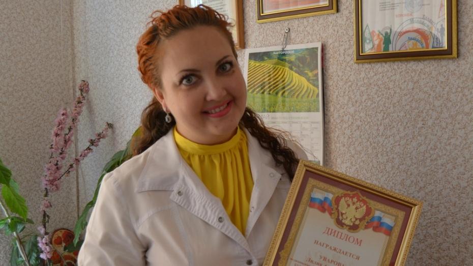 Лучшей медсестрой Воронежской области стала россошанка