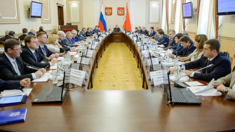 Власти Воронежской области будут сотрудничать с аналитическим центром при правительстве РФ
