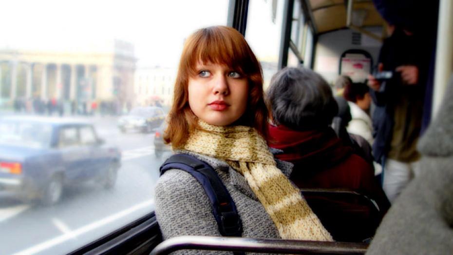 Воронежцы сами захотят пересесть с личных авто на маршрутки