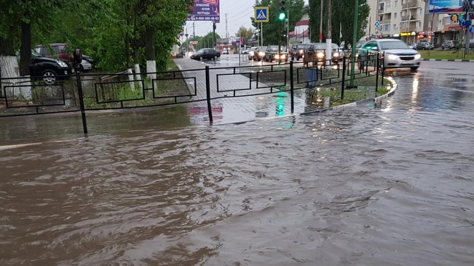 В Павловском районе из-за ливней остановили сев
