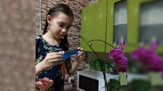 Репьевская школьница победила в международном научно-исследовательском конкурсе