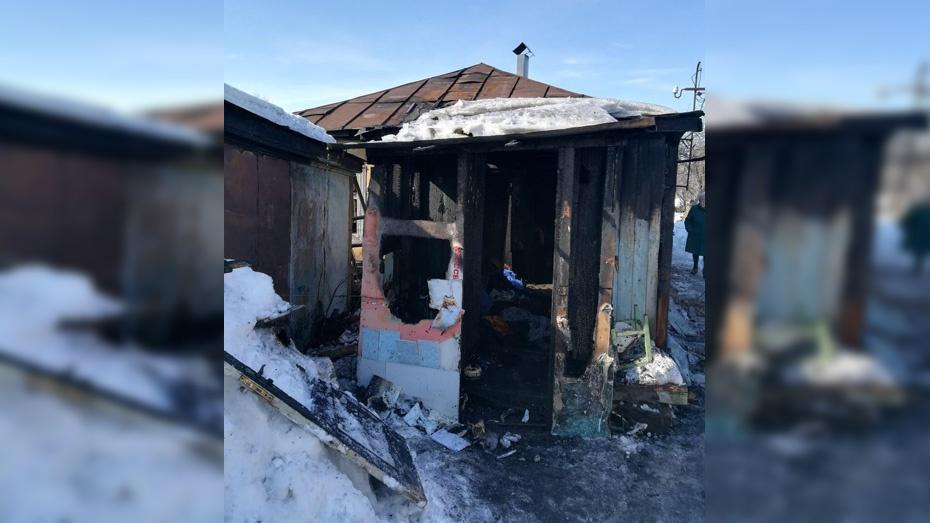 Два молодых воронежца сгорели вдоме после бурной пьянки