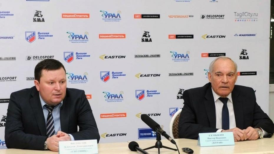 Главный тренер «Бурана»: «Выход в полуфинал Кубка «Братины» – самое большое достижение в истории воронежского хоккея»