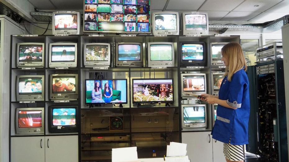 Воронежцев предупредили о перерывах телевещания