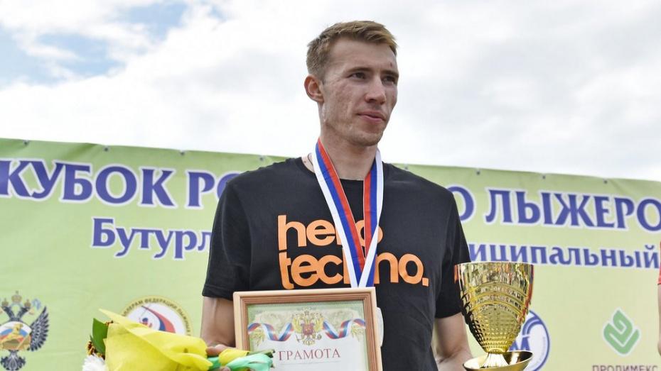 Бутурлиновский лыжероллер завоевал «серебро» на чемпионате России
