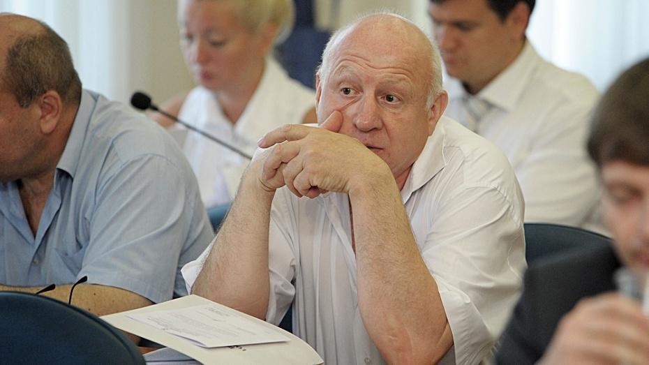 Дело воронежского депутата Николая Бунеева прекратили по амнистии