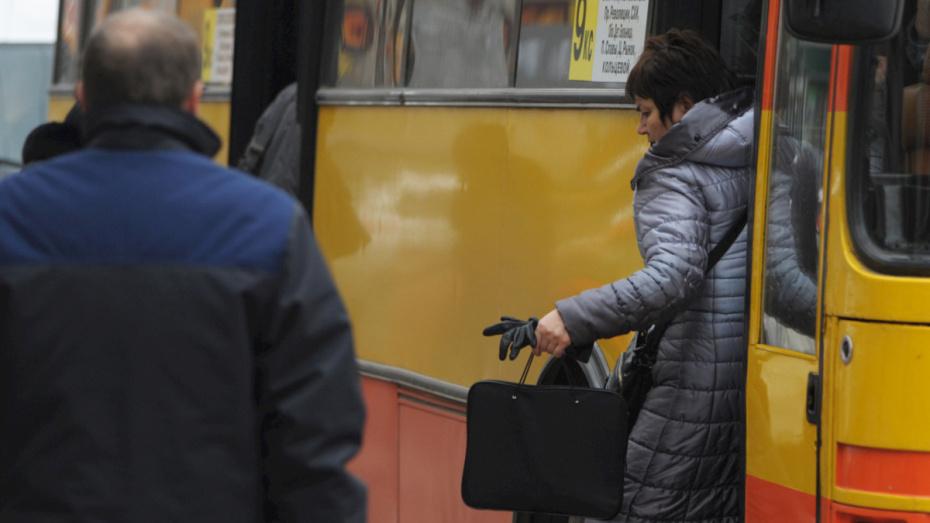 В Воронеже появится «Единый оператор пассажирских перевозок»