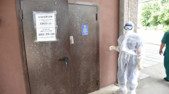 Более 130 зараженных COVID-19 вылечили воронежские врачи