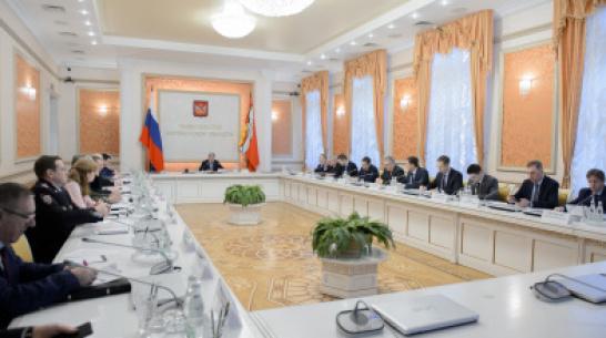 В правительстве Воронежской области составили план борьбы с коронавирусом