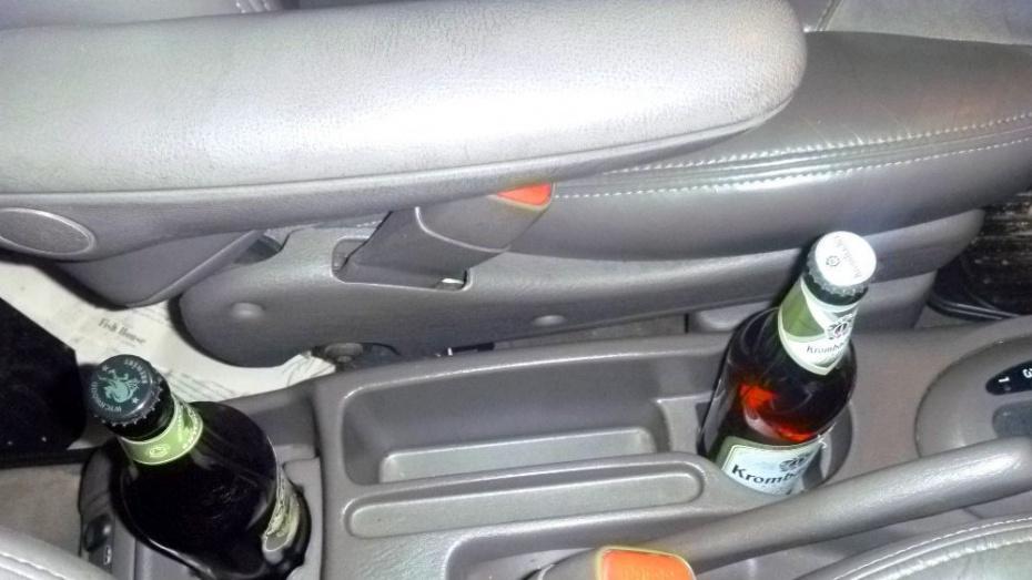 В Семилукском районе пьяного водителя впервые привлекут к уголовной ответственности