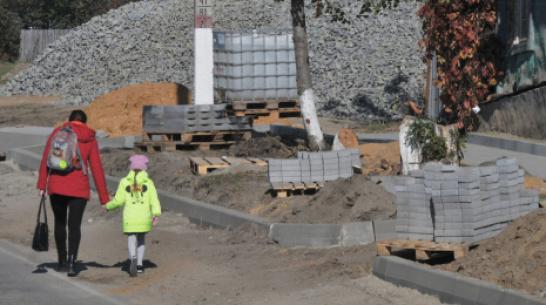 Власти Воронежа начали искать подрядчиков для ремонта и обустройства тротуаров