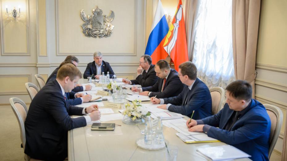 Губернатор Воронежской области поручил следить за ценами на стройматериалы
