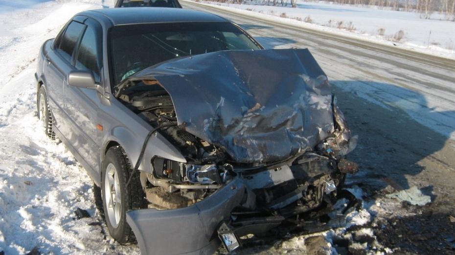 22 марта на дорогах Воронежа и области произошло 114 аварий