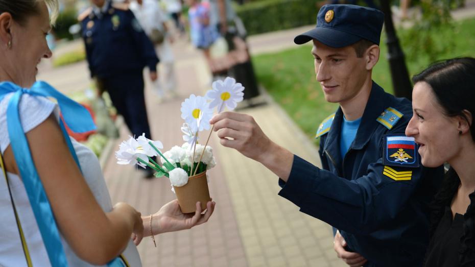 Благотворительная акция «Белый цветок – 2019» пройдет в Воронеже с 15 по 22 сентября