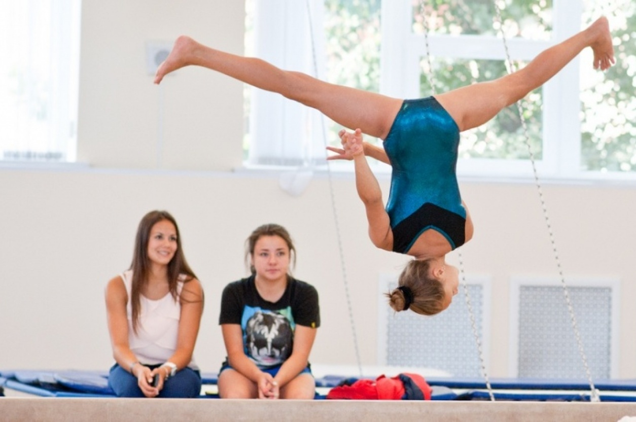 «Наш главный ресурс – тренеры». Как в Воронеже развивается спортивная гимнастика