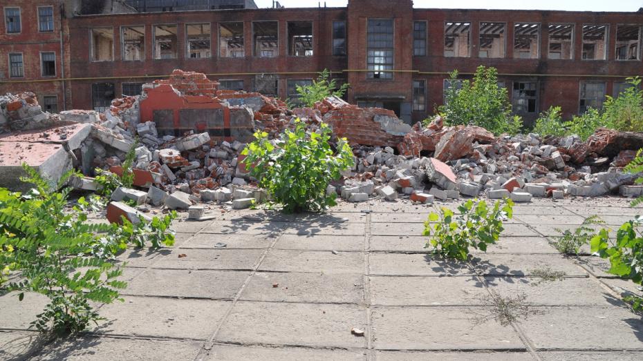 Мэрия Воронежа обратится в полицию после сноса памятника создателям «Катюши»