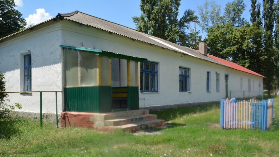В воробьевском селе Затон на капремонт детского сада потратят более 1 млн рублей