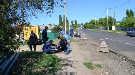 В Калаче на замену водопроводных труб потратят более 2,2 млн рублей
