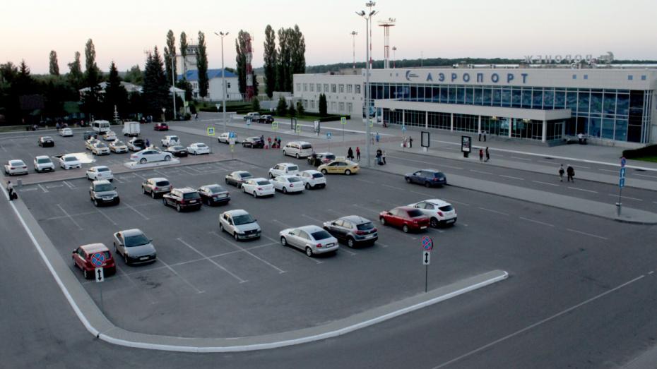 На территории воронежского аэропорта запланировали строительство автовокзала