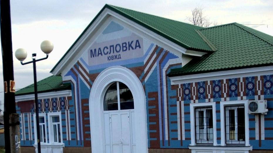 На станции Масловка избили и ограбили воронежца