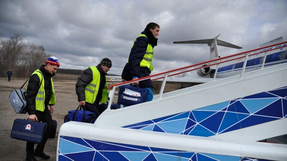 Плохое самочувствие пассажира стало первопричиной экстренной посадки самолета вВоронеже