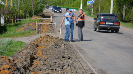 В Кантемировке сделают тротуар за 6,5 млн рублей